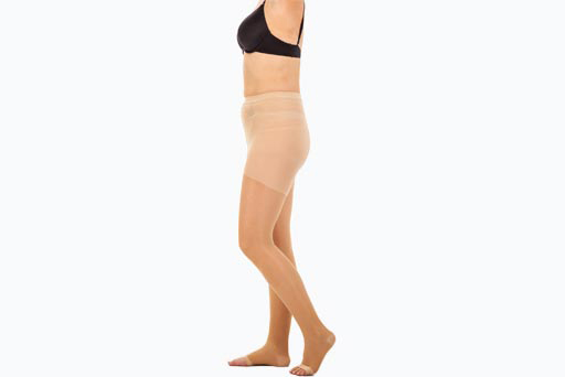 Waist High Compression Stockings