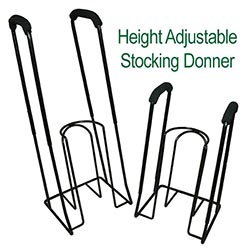 Height Adjustable Stocking Donner